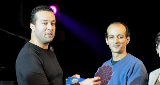 Anass El Filali, l'auteur de Bigbrother.ma, le meilleur blog de l'année 2011 au Maroc