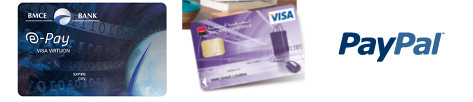 E-Pay / My E-Card et Paypal au Maroc