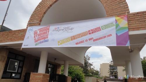 Imagine CUP 2011 à Rabat, Maroc