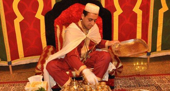 Un petit thé et un gâteau marocain avant les Maroc Blog Awards 2011 ?