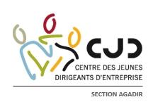 Logo du Club des Jeunes Dirigeants Agadir